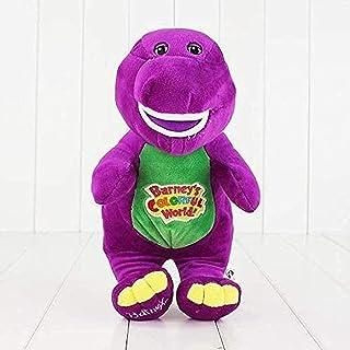 Plush Toy 45cm Singing Friend Dinosaur Barney Singing I Love You Singing Children Plush Puppet Toy