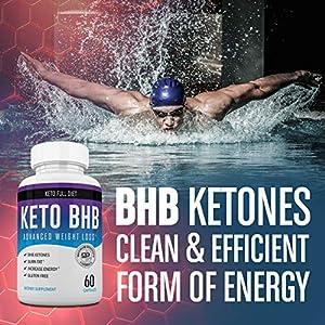 Nutriana Keto Diet BHB Pills - Ketogenic Keto Pills for Women and Men - Keto Supplement BHB Salts - Ketosis Keto Supplement Exogenous Ketones - Keto Pills 60 Capsules #2