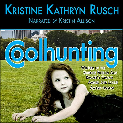 Coolhunting audiobook cover art