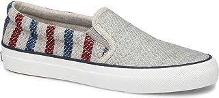 حذاء حريمي سهل الارتداء بتصميم مرساة جزيرة البجع من كيدز