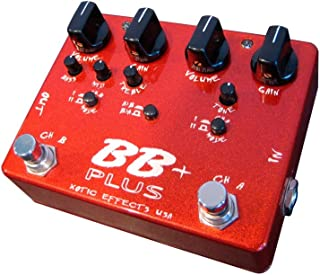 Xotic BB Plus Preamp and Boost Pedal
