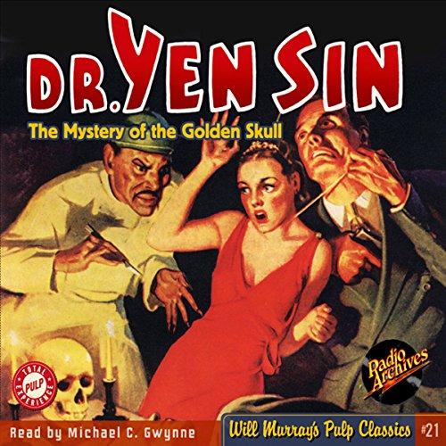 Dr. Yen Sin: July-August 1936, Book 2 cover art