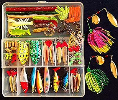 Afishup 120g, 220mm Sea Fishing Lures Baits Wooden Stick