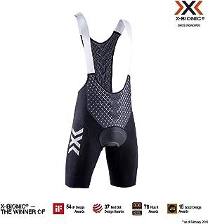 da Uomo Pantaloni Lunghi X Bionic Effektor Power Salopette da Ciclista
