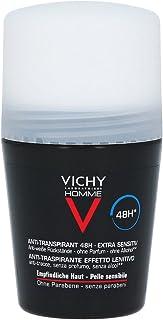 Vichy Homme Dezodorant antyperspirant – Extra Sensitiv 72 H, 50 ml