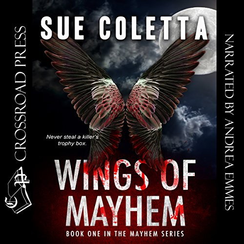 Wings of Mayhem audiobook cover art