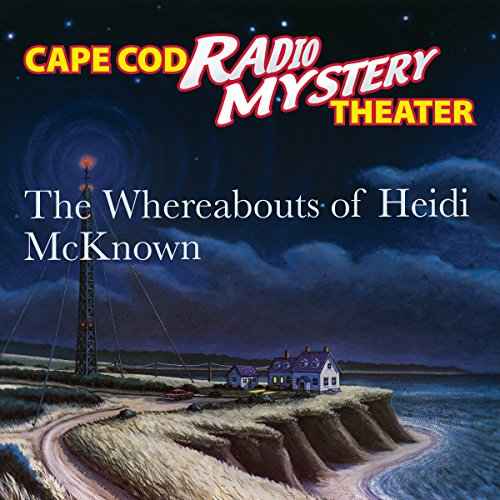The Whereabouts of Heidi McKnown audiobook cover art