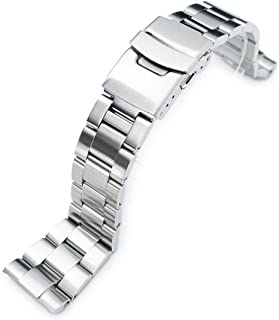 22mm Super 3D Oyster Watch Bracelet for Seiko New Turtles SRP775 SRP777 SRP779 SRPA21