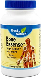 Sponsored Ad - Bone and Joint Supplement with Kolla2 and More - Unique Formula for Bone and Joint Health. Improves Bone De...