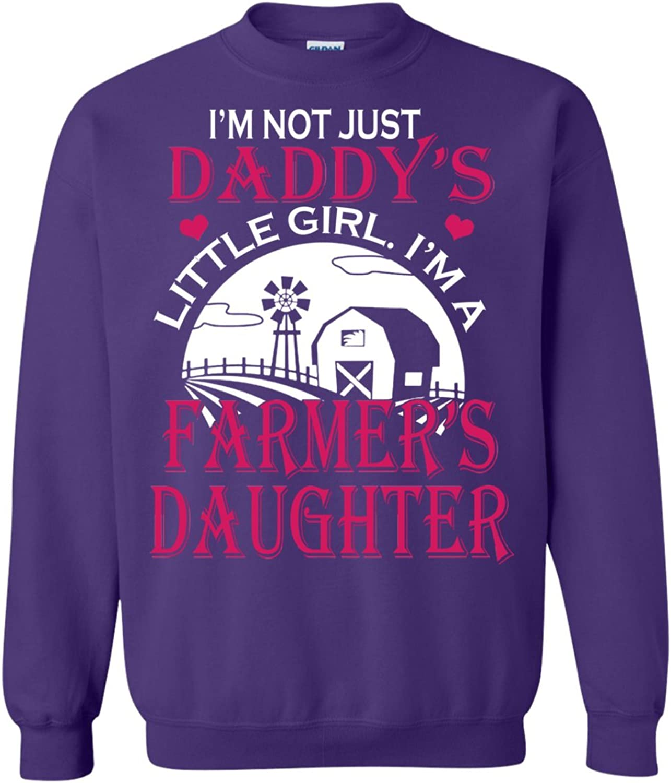 Proud Daughter of a Farmer unisex sweatshirts