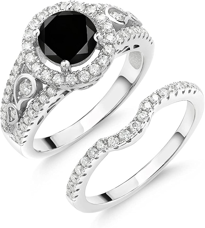 925 Sterling favorite High order Silver Women Wedding Ring Bridal Se Engagement Band