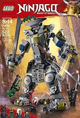 LEGO NINJAGO Oni-Titan (70658) cooles Kinderspielzeug