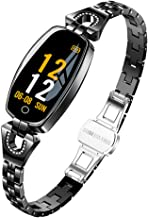 Smart Horloges van de Vrouwen 2020 Waterproof Hartslagsysteem Bluetooth Watch Voor Android IOS Fitness Armband Smart horloge