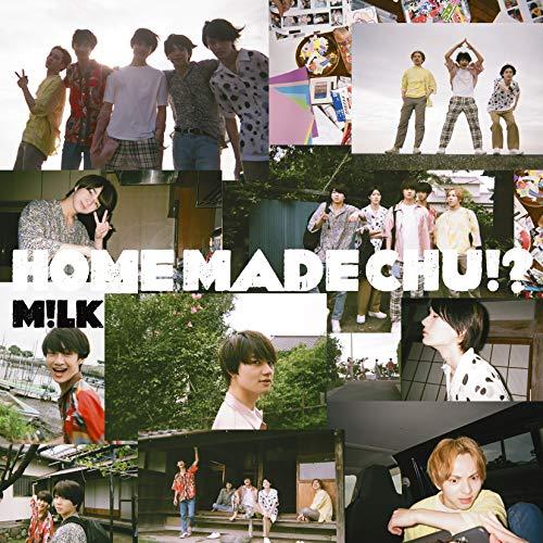【Amazon.co.jp限定】HOME MADE CHU!? [初回限定盤] [CD + DVD] (Amazon.co.jp限定特典 : ポストカード ~Amazon Ver.~ ~初回限定盤・通常盤 共通~ 付)