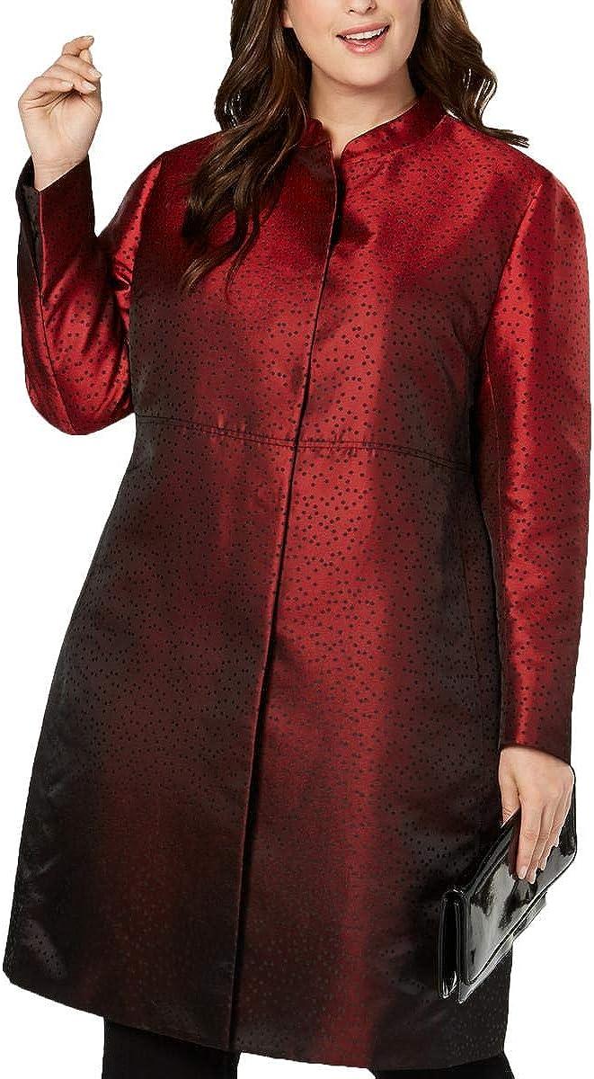 Anne Klein Women's Size Plus Topper Jacket