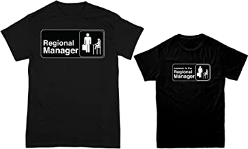 HAASE UNLIMITED Regional Manager/Assistant 2-Pack Youth & Men's T-Shirt