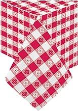 Hoffmaster 220470 Tissue Tablecover Gingham