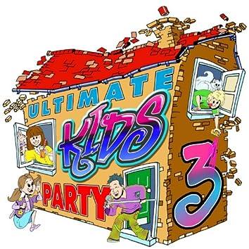 Kids Party Album Volume 3