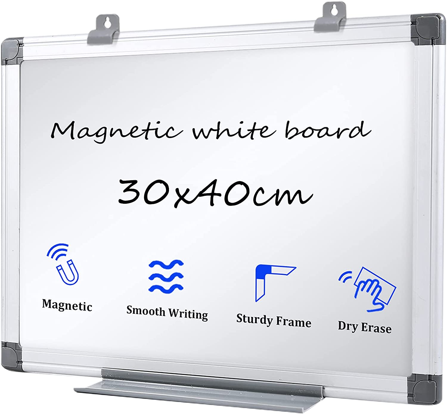 Small New sales Dry Erase Board Magnetic Drawin Kids Max 61% OFF Wipe Whiteboard