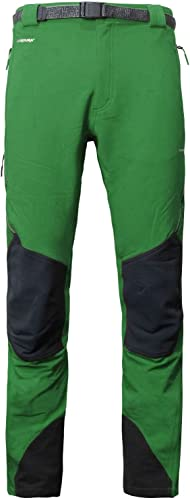 Trango Pant. Long prougee Extreme DS Pantalon, Homme, Vert (Vert Anthracite)