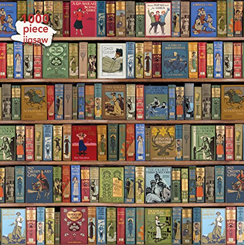 Adult Jigsaw Puzzle Bodleian Library: High Jinks Bookshelves: 1000-piece Jigsaw Puzzles (1000-piece jigsaws)