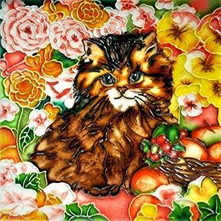 Unique Animal Gifts Caribou Decorative Tile Animal Lover Gift Ceramic Tile Caribou Ceramic Tile