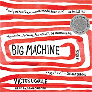 Big Machine cover art