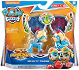Nickelodeon Paw Patrol Mighty Twins 2pc