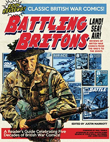 Battling Britons: Reviews of British war comics from the...