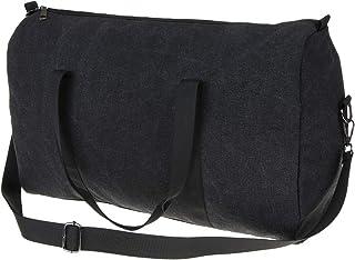D DOLITY Men's Canvas Shoulder Tote Bag Crossbody Handbag Satchel Large Capacity Women