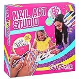 GirlZone Cadeau Fille | Nail Art Studio | Décoration pour Les Ongles | Maquillage...