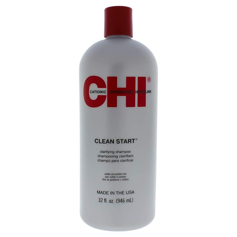 燃やすショート石油Clean Start Clarifying Shampoo
