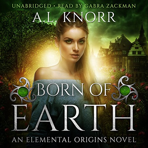 Born of Earth audiobook cover art