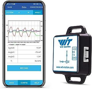 WT61C TTL 6 Axis hög precision AHRS IMU-sensor 2 axlar lutningsvinkel (rullstig) lutningsmätare 3 axlad Accelerometer + gy...