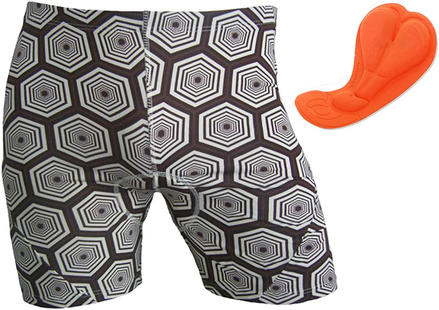 Jaggad Men's Credence Cycling Max 42% OFF Underwear Shorts Bike MTB Padded 3D