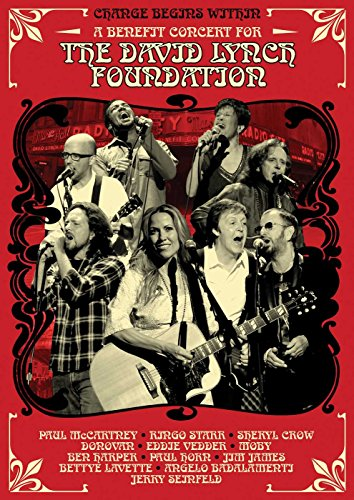 Change Begins Within - A Benefit Concert for the David Lynch Foundation - Live at the Radio City Music Hall NY 2009