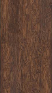 "Shaw Floors 0247V-00634 Aviator 6"" X 48"" Luxury Vinyl Plank in Propeller Brown"