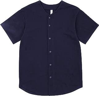american apparel baseball tee size chart