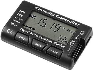 digital battery capacity tester