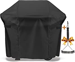 SHINESTATR 48 Inch Grill Cover for Weber Spirit II 200 Series, Durable PVC Oxford, Rainproof and Windproof, 7138 Upgraded Version
