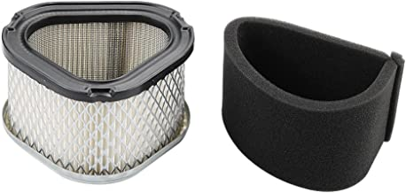 Panari GY20574 Air Filter + Pre Cleaner for John Deere STX30 STX38 STX46 LX173 LT133 LT155 LTR155 Scotts S1642 SST15 Lawn Mower Tractor