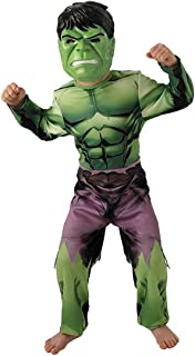 Rubie's Official Marvel Avengers Assemble Hulk, Child Costume - Large (888911)