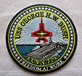 CVN-77 USS George...image
