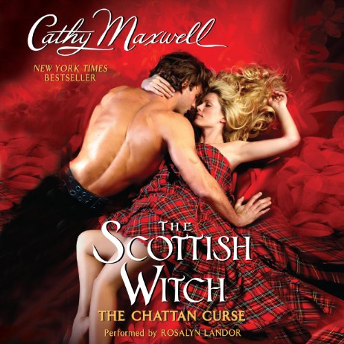 The Scottish Witch audiobook cover art