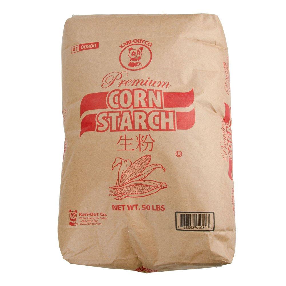 Kari-out Premium Corn Starch 50 lbs.