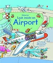 Look Inside an Airport (Look Inside (Usborne))