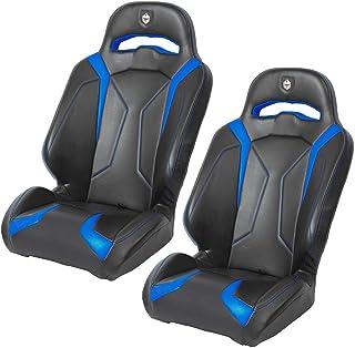 Pro Armor P141S188BU LE Blue Suspension Seat 2011-2019 Polaris RZR XP 1000 Turbo 4 S, 2 Pack