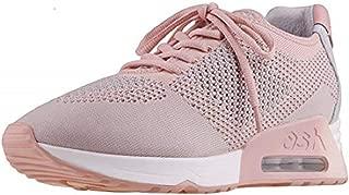 ASH Women's AS-Lucky Sneaker Nude/Pearl 40 M EU (10 US)