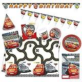 Procos 10115662 Disney Partyset Cars 3', XXL