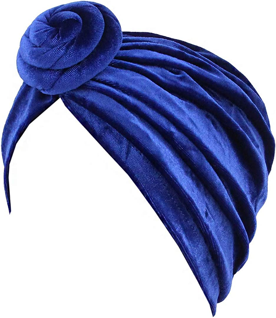 Surkat Choice African Stain Discount mail order Turban Hat Hairwear Pre-Tied Headwrap Knot